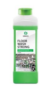 """Средство для пола """"Floor Wash Strong"""" (щелочное) 1 л"""