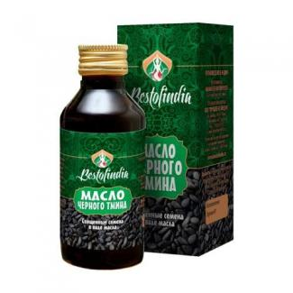 Масло черного тмина (Black Tmin Best of India) 120 мл
